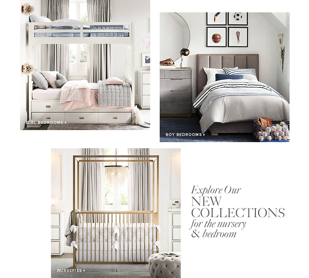 shop bedrooms and nurseries