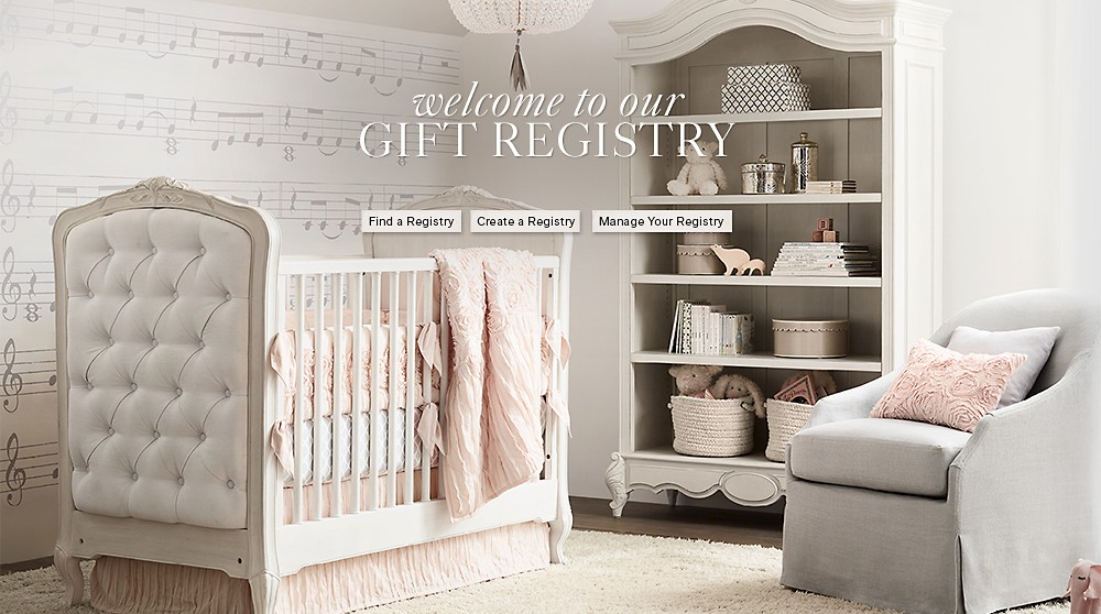 Welcome to our gift registry