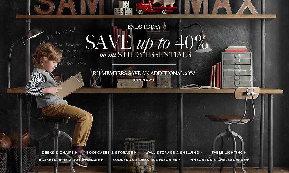 shop study essentials