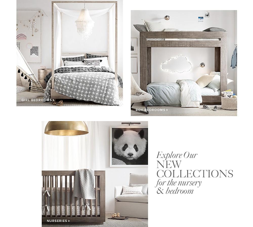 shop bedrooms and nurseries
