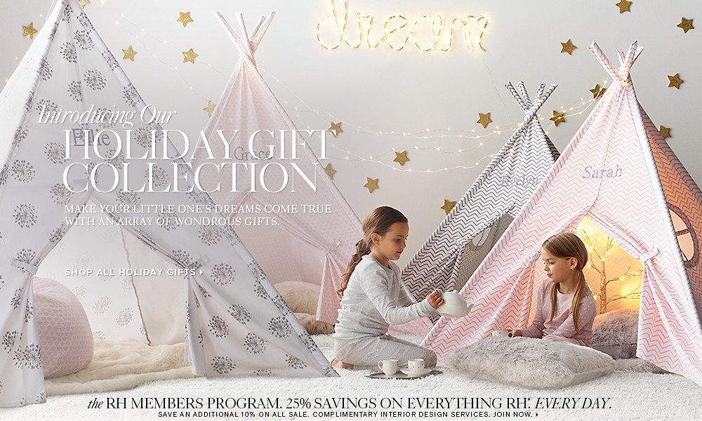 shop our holiday collection