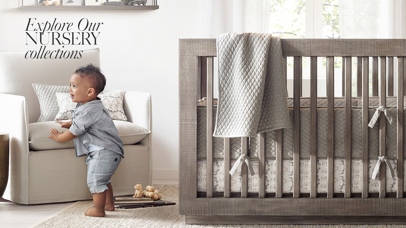 Rh Baby And Child Explore Our Furniture Collections