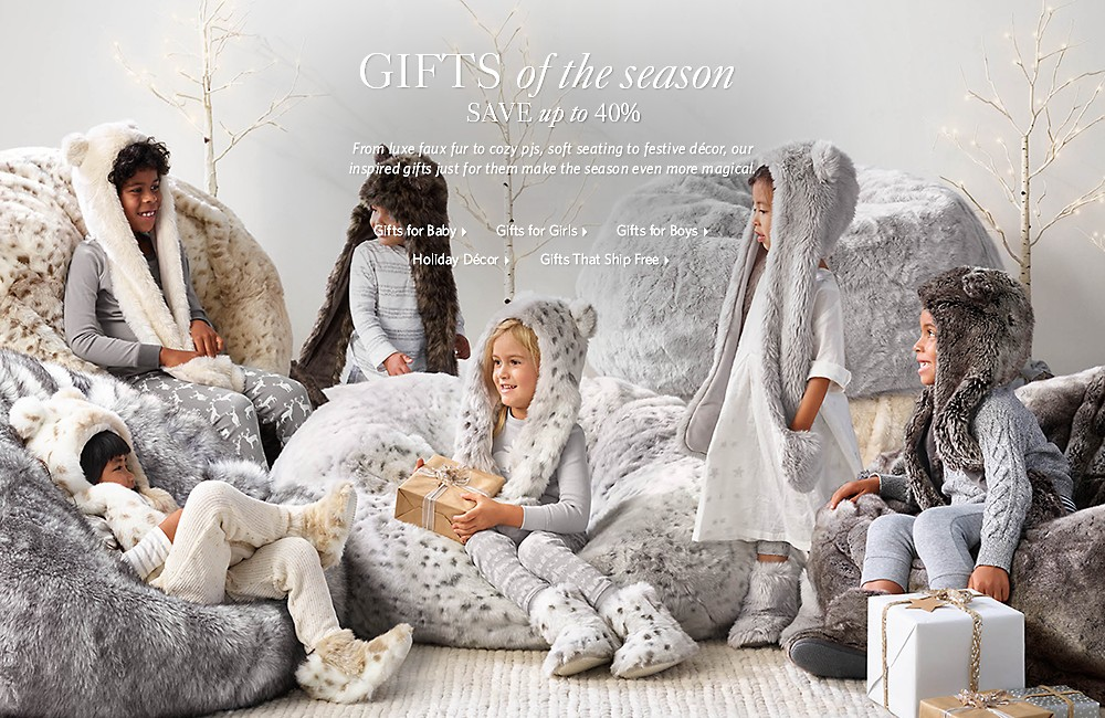 Shop our Gifts of the Season