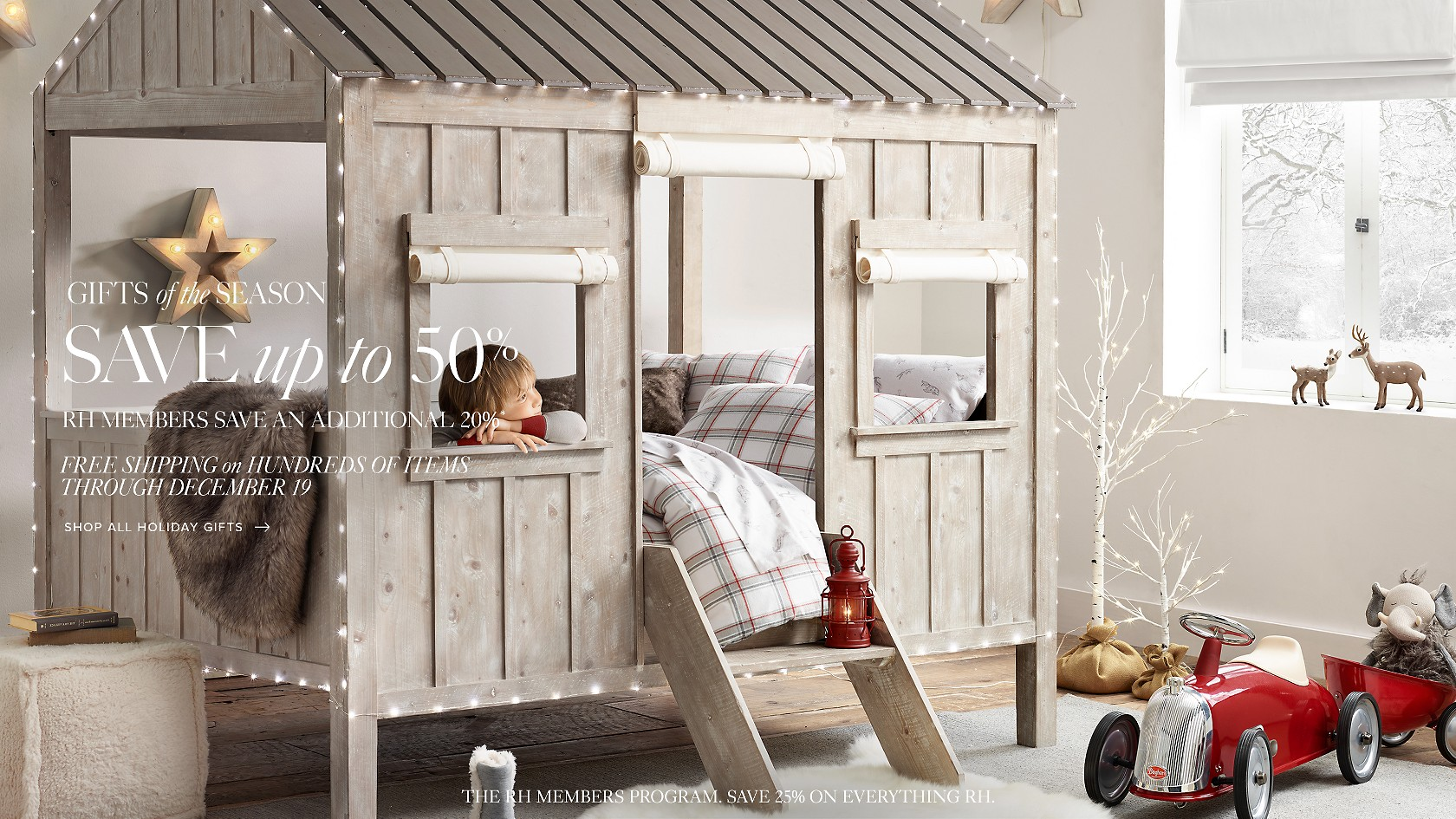 Rh Baby And Child Explore Our Holiday Collections