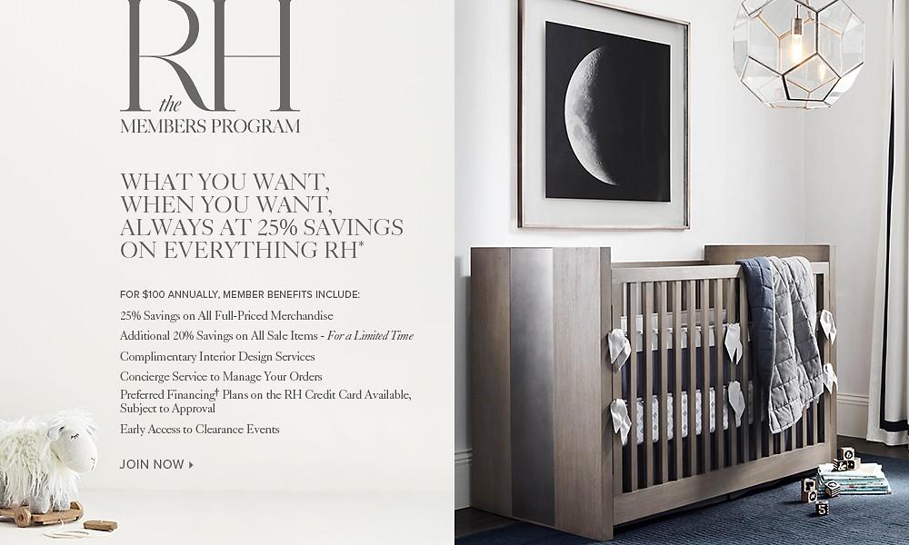 Introducing the RH Membership Program