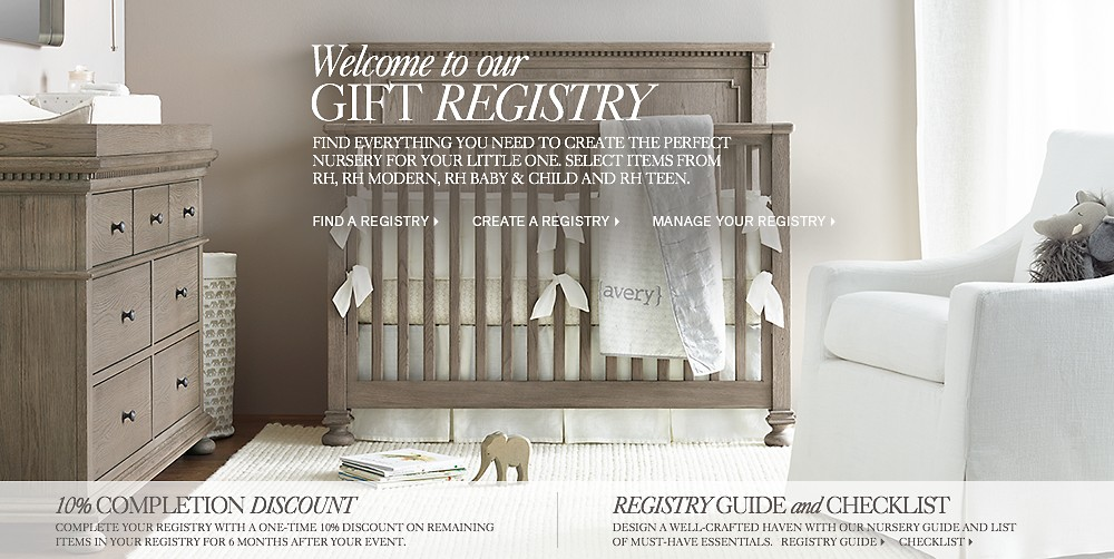 Gift registry home rh baby child welcome to our gift registry negle Image collections