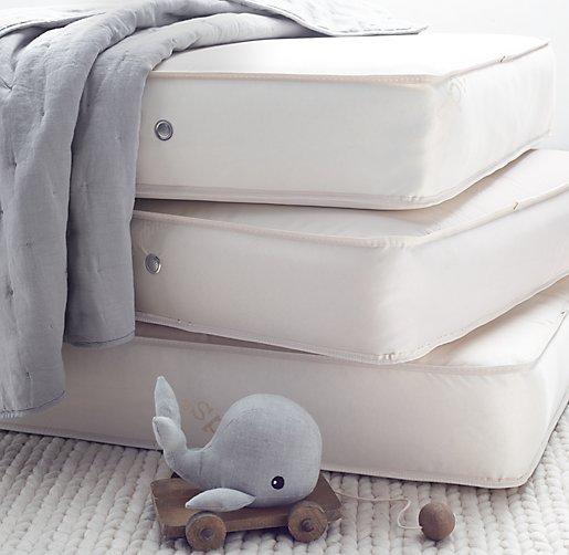 Luxury Crib Amp Toddler Mattress