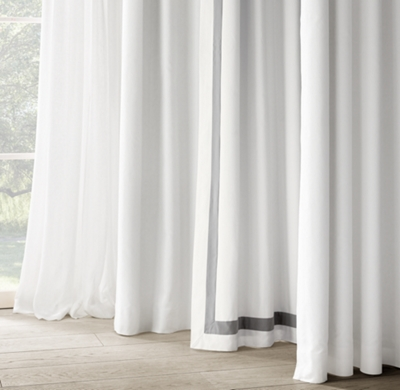 product hei and hero crate barrel sheer web linen curtain natural curtains wid