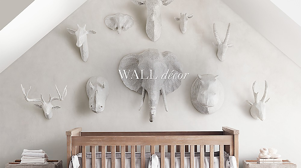 Wall Decor Rh Baby Child