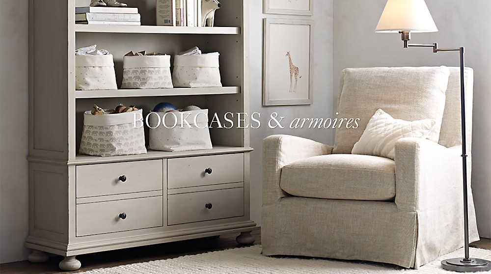 Shop Bookcases And Armoire Collections