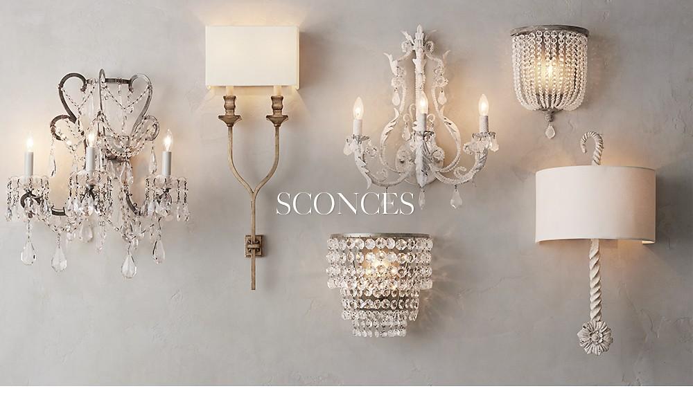 shop sconces