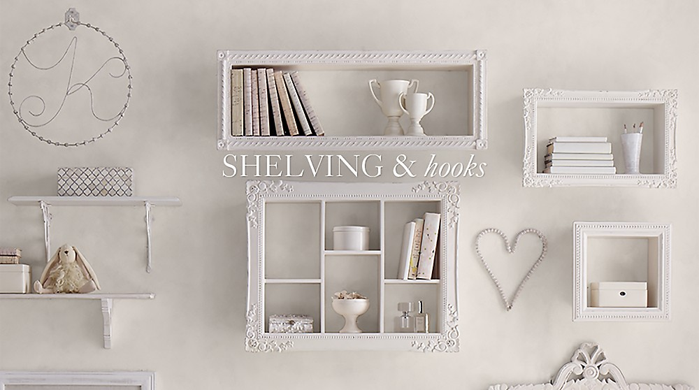 Shelving And Hook Collections