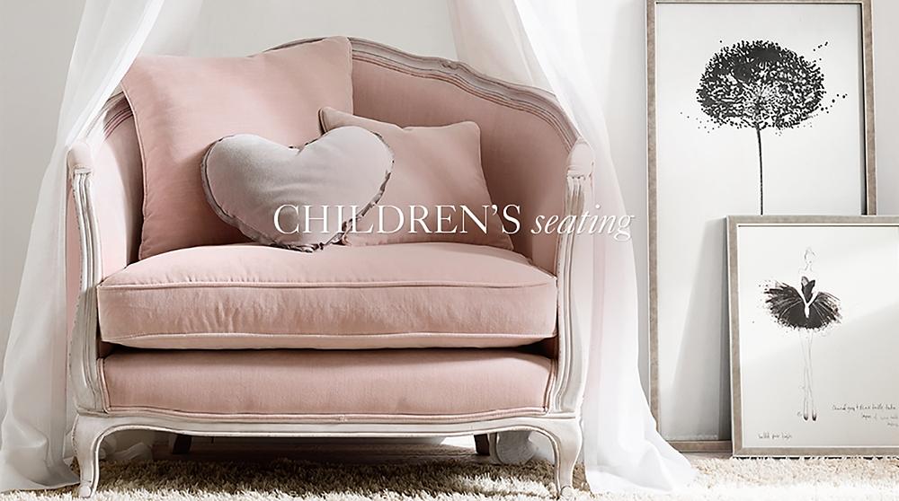 Popular Kids' Seating | RH Baby & Child XG59