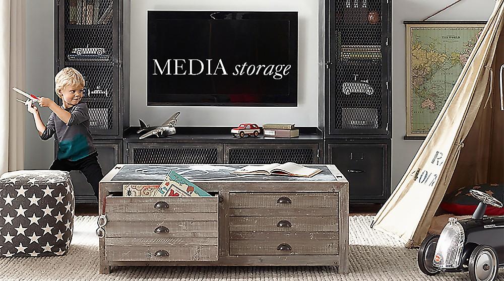 shop media storage