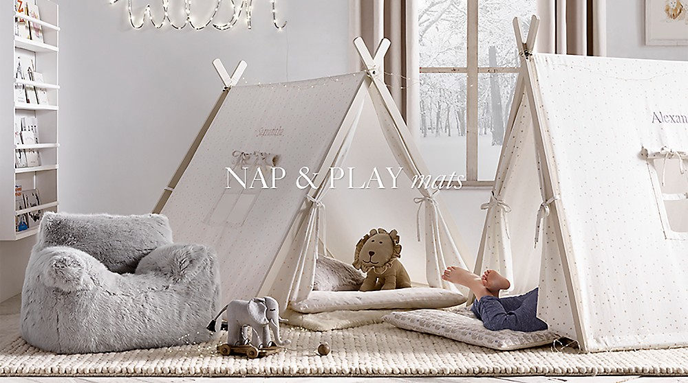 shop shop nap and play mats