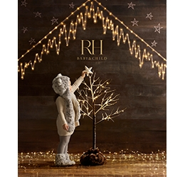 rh baby child holiday source book - Christmas Catalog Request