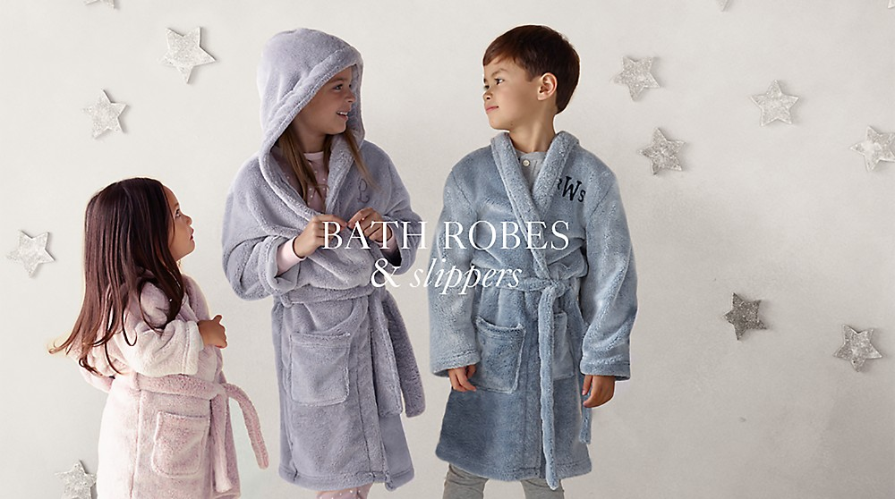 Shop Bath Robes and Slipper Collections 6150ccafc