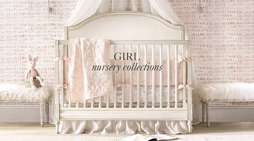 Shop Girl Nursery Bedding Collections