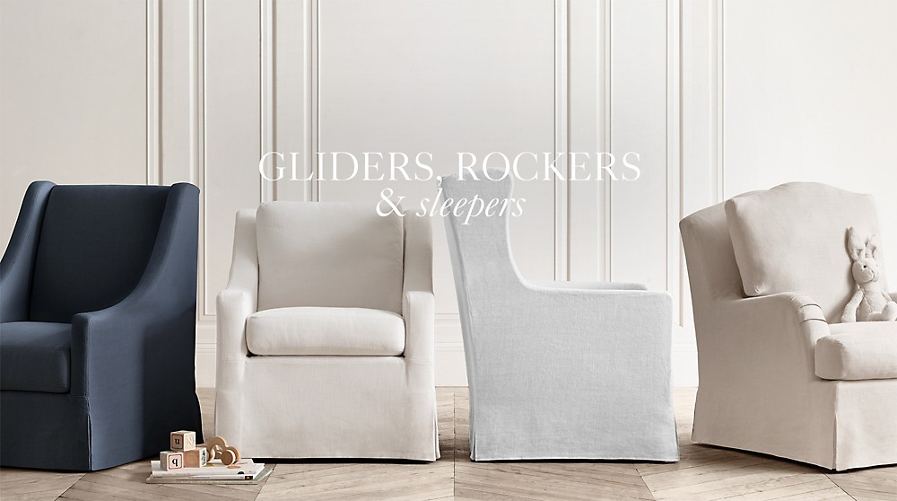 Gliders Rockers And Sleeper Collectons