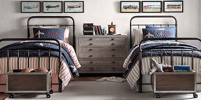 Boy Bedroom Collections Restoration Hardware Baby Amp Child