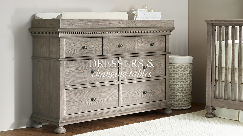 Shop Dressers And Changing Table Collections