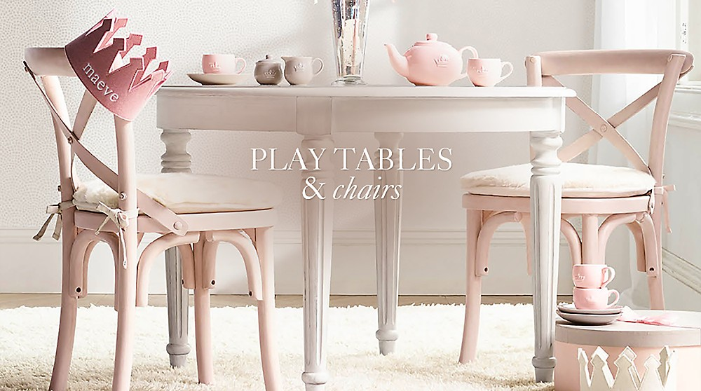 shop play tables & chairs
