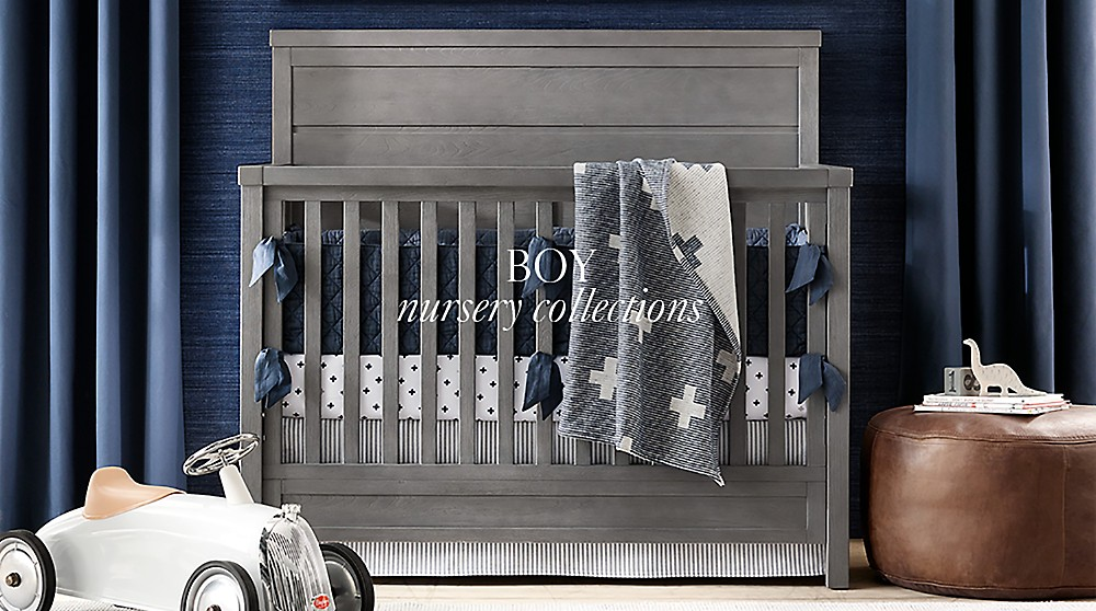 Boy Nursery Bedding Collections