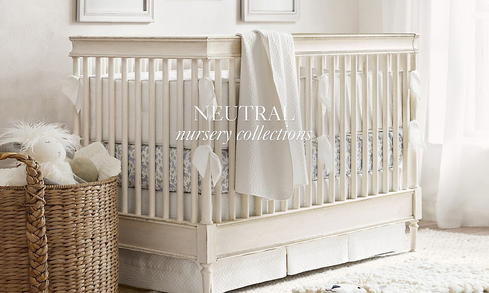 Neutral Nursery Bedding Collections