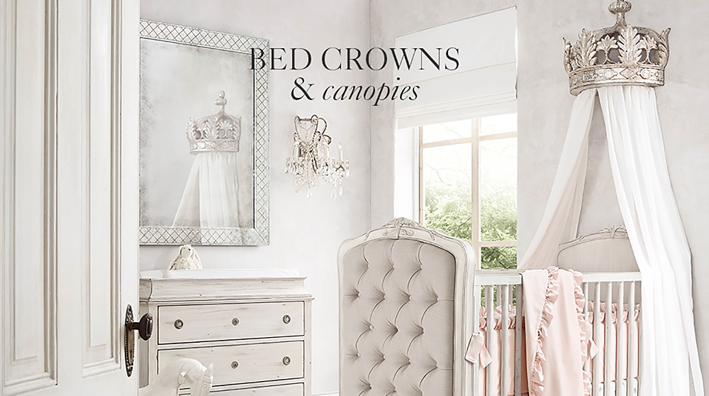 Bed Crowns Amp Canopies Rh Baby Amp Child