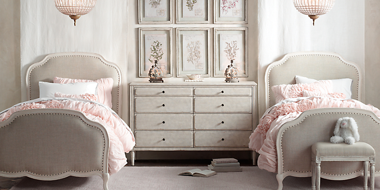 girl bedroom furniture. Marceline Girl Bedroom Collections  RH Baby Child