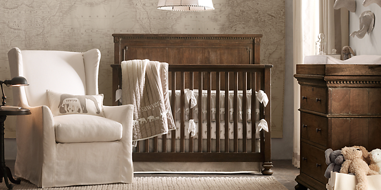Jameson Conversion Crib Collection Rh