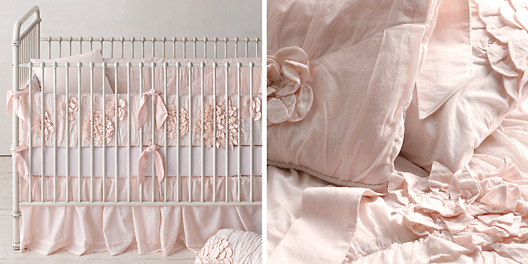 Nursery Bedding Collection Rh Baby