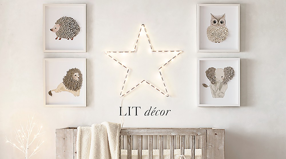 Lit Décor Rh Baby Child