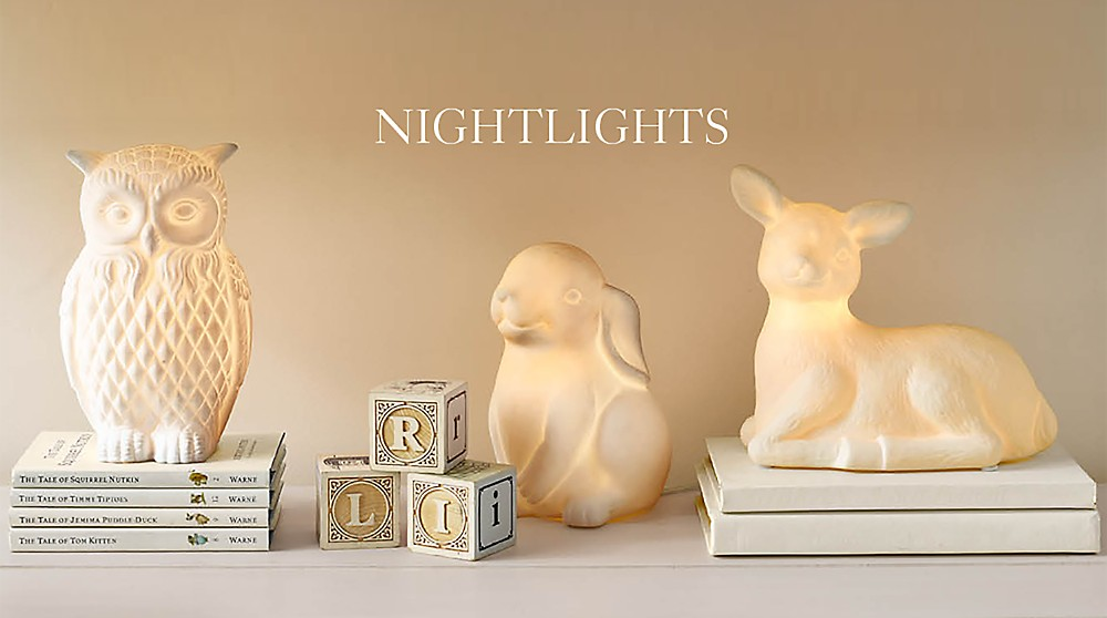 Nursery Nightlight Collections