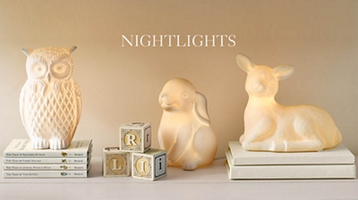 Shop Nursery Nightlight Collections