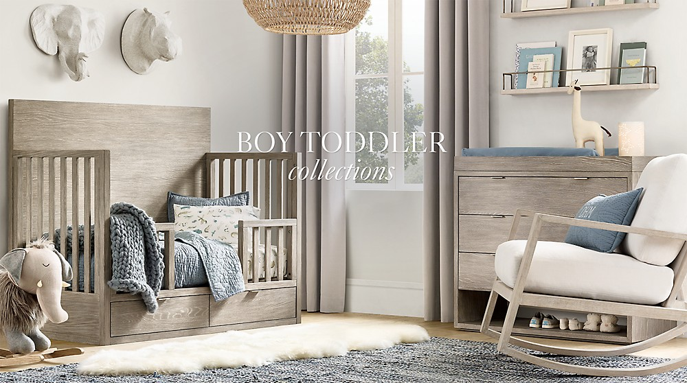 Boy Toddler Collections Rh Baby Child