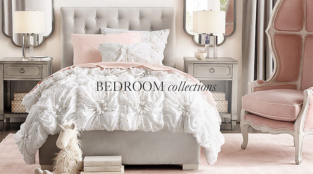 Bedroom Collections   RH Baby & Child