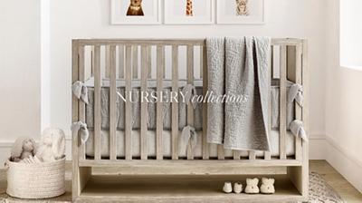 Restoration Hardware Baby Bedding
