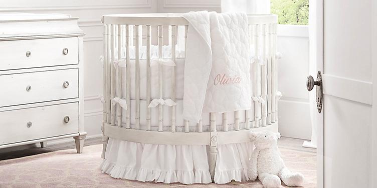 Ellery Crib Collection | RH Baby & Child