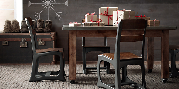 Vintage Schoolhouse 44  Play Table   Chair CollectionVintage Schoolhouse 44  Play Table   Chair Collection   RH Baby  . Schoolhouse Dining Chairs. Home Design Ideas
