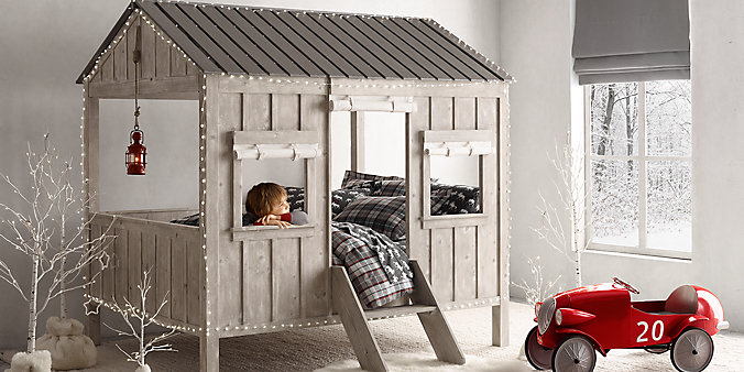 Cabin Bed Restoration Hardware Baby Amp Child