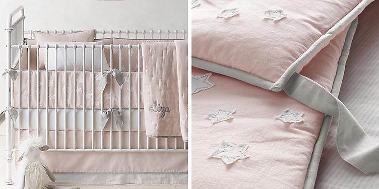 Little Star Liqué Nursery Bedding