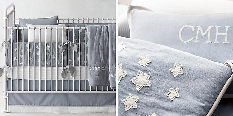 Grey and white star baby bedding white baby bedding crib for World crib bedding