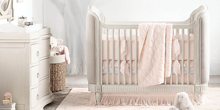 Belle Upholstered Nursery Collection
