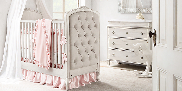 Colette Tufted Nursery Collection Rh