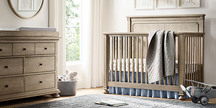 Boy Nursery Collections Rh Baby Child