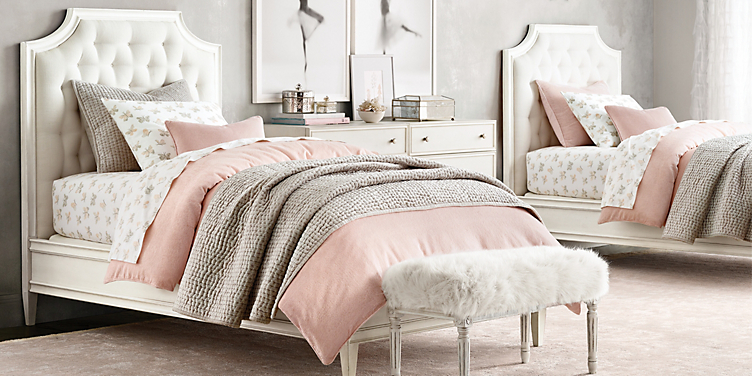 crystals tiffany wayfair panel keyword configurable set bedroom with tufted white bed