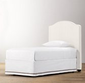 Emerson Headboard Custom Upholstered Slipcover