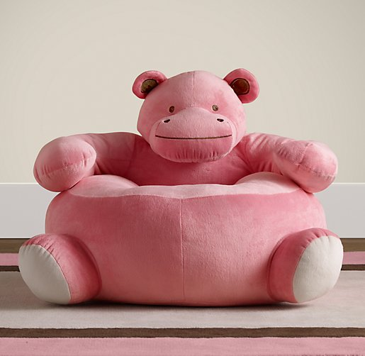 hippo chair design magazine