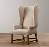 Mini French Wing Chair